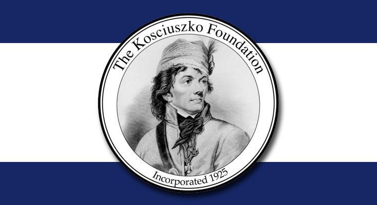 Grant Fundacji Kościuszkowskiej dla PBGOT