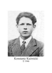 Konstamty Kuźmicki
